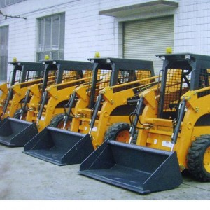 How to Buy a Skid Steer Loader with Bad Credit
