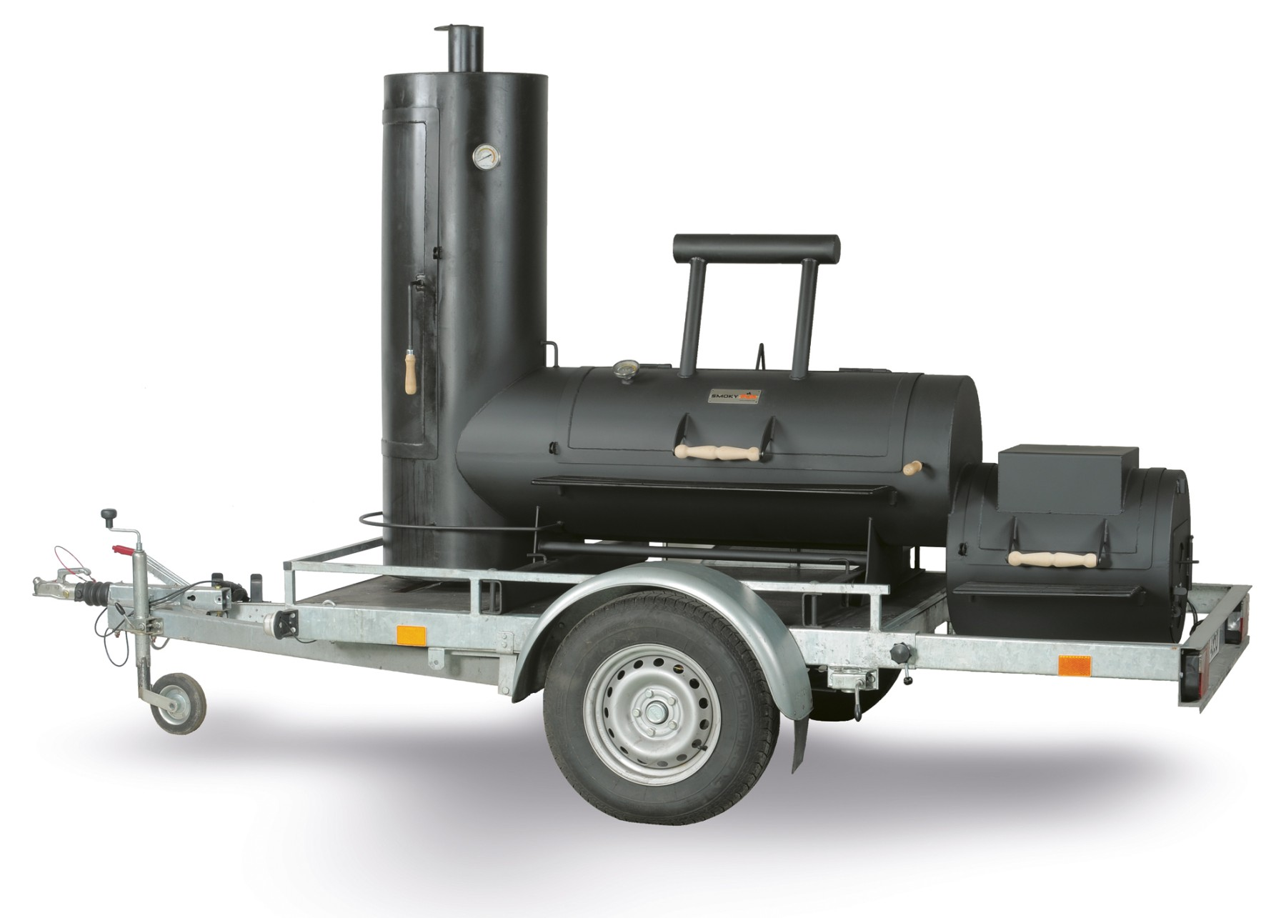 Custom Towable Bbq Grills Autos Post