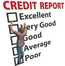 Credit Report Infractions