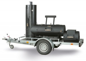 Financing for Towable BBQ Grills, Smokers & Steamers