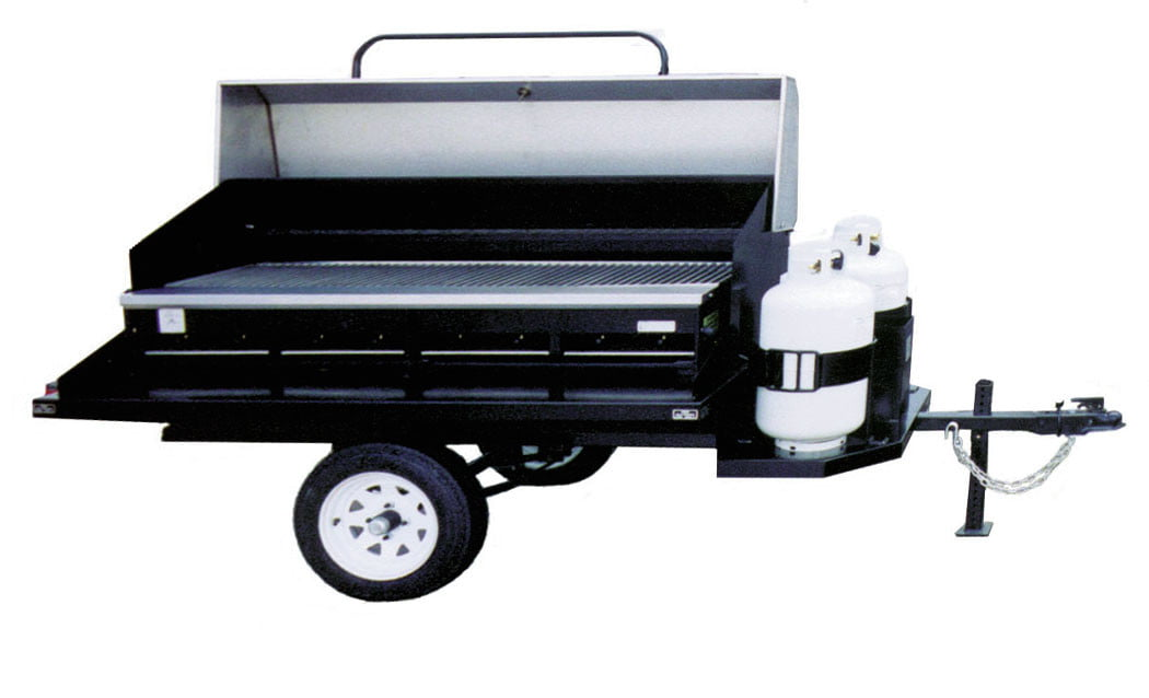 financing for towable bbq grills smokers and steamers