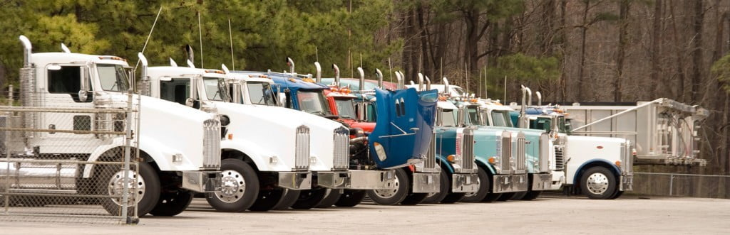benefits of semi truck financing