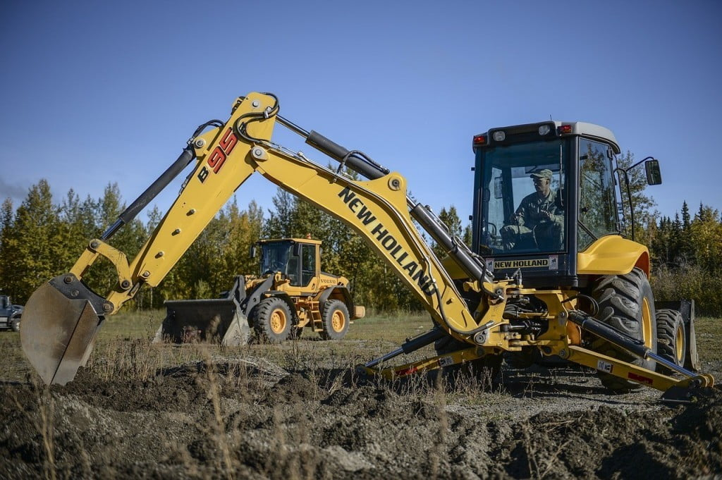 Backhoe Financing