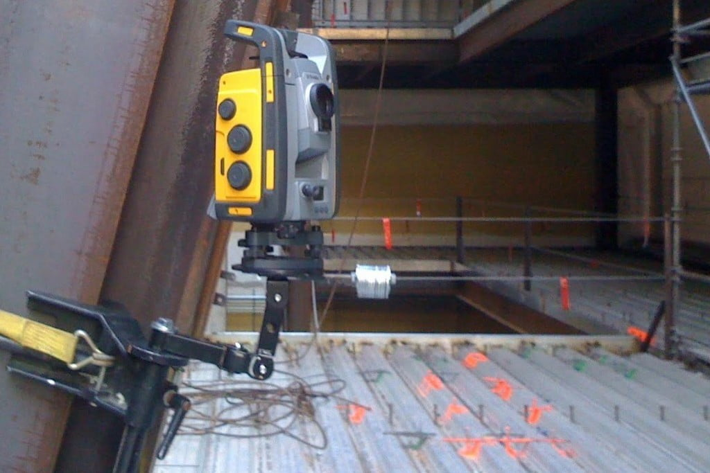 Robotic Total Station Financing