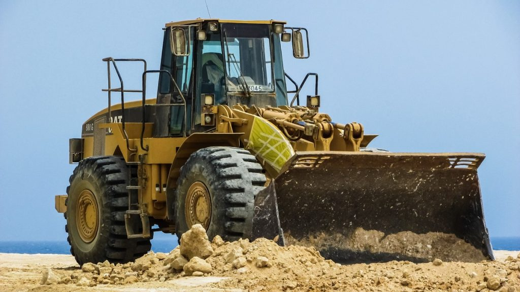 buy a bulldozer with bad credit usa
