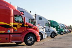 Financing a Semi Truck Without a CDL