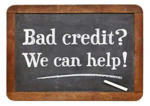 Bad Credit Equipment Financing