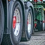 Tractor and trailer factoring in California