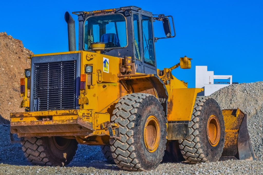 front end loader financing