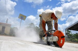 getting financing for concrete saws